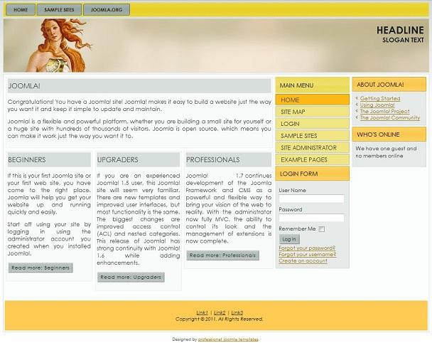 joomla 2 5 templates professional joomla templates theme joomla 2 5 templates joomla 1 7 templates free
