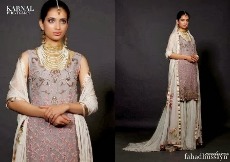latest bridal collection 2013-2014