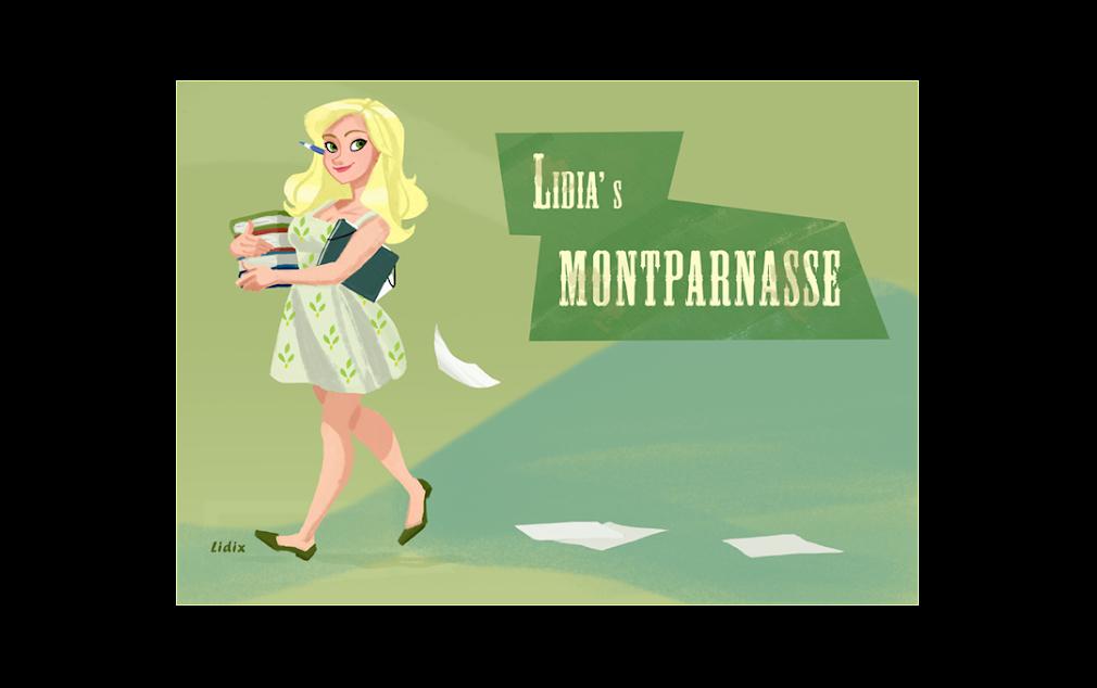 Lidia ´s Mont Parnasse