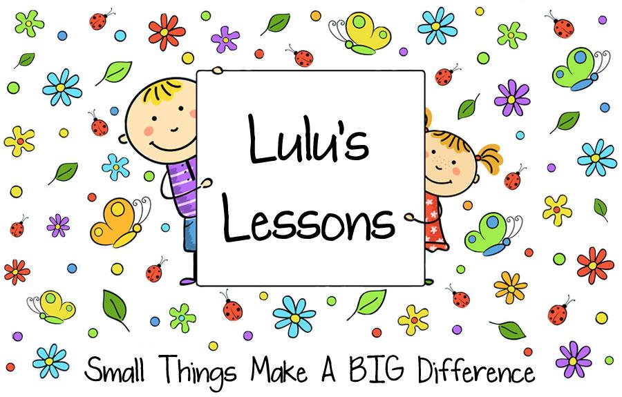 Lulu's Lessons