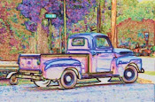 Old Ford in Davidson, NC