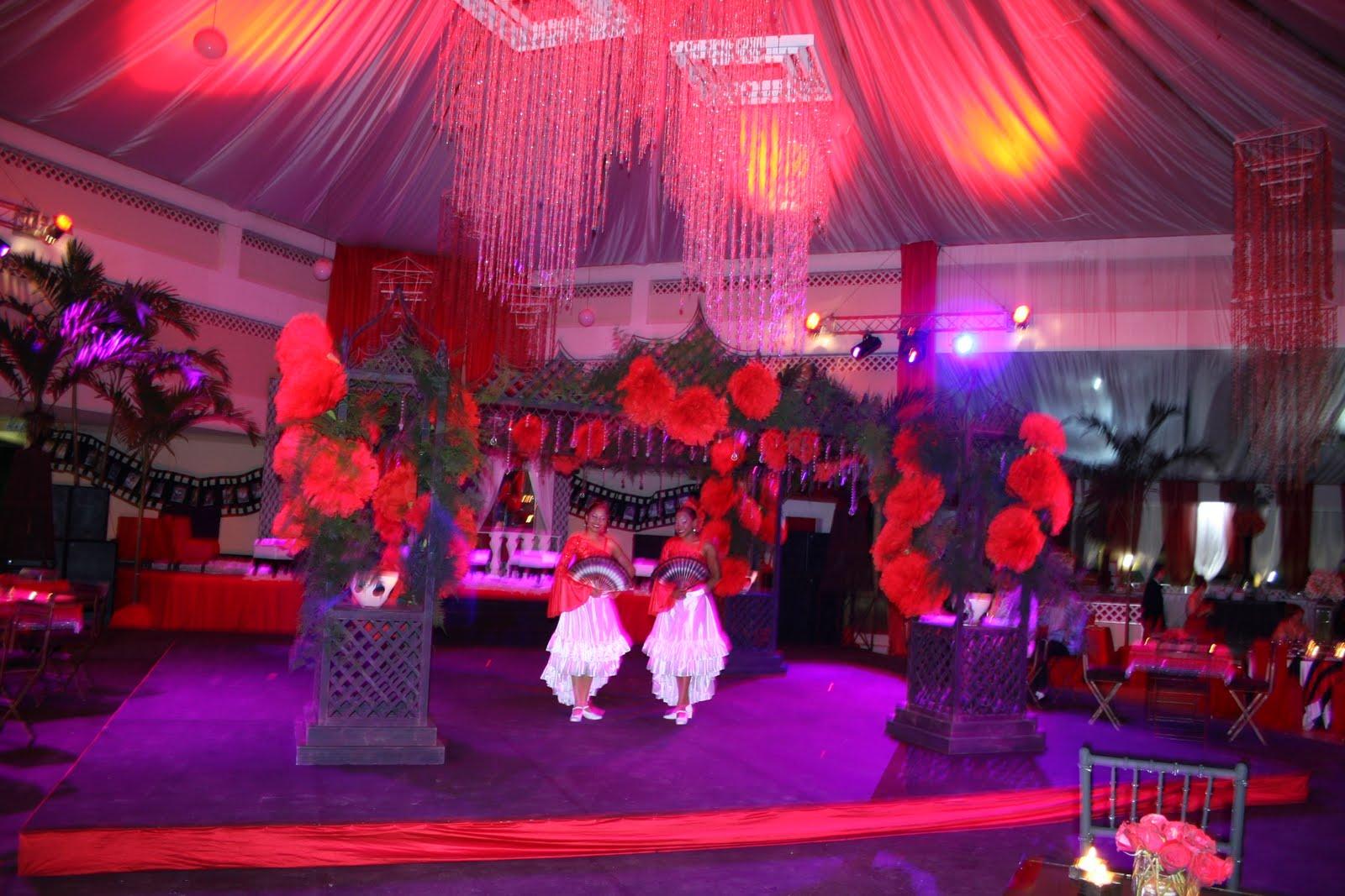 Mauricio events boda estilo espa ola en la casa club del for Decoracion del hogar republica dominicana