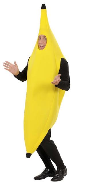 Udklædt som banan