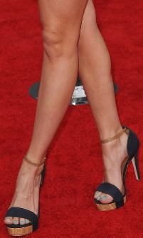 Debby Ryan Feet and Legs
