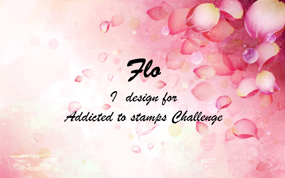 DT Addicted to Stamp Challenge