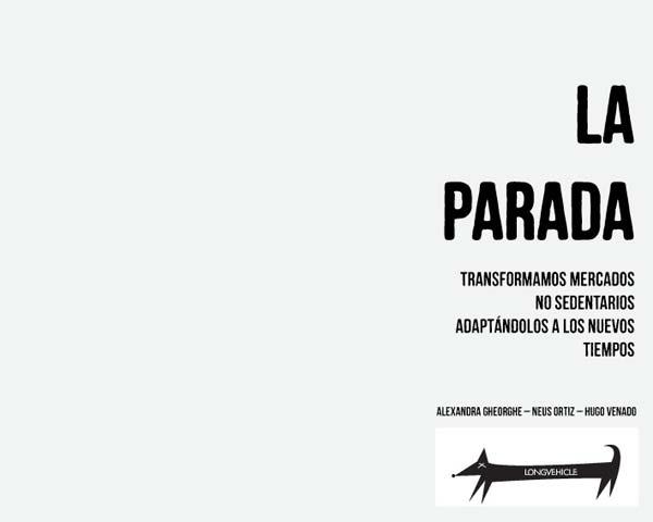 Ártidi escaparatismo visual merchandising proyecto final La Parada mercado Castelló d'Empúries