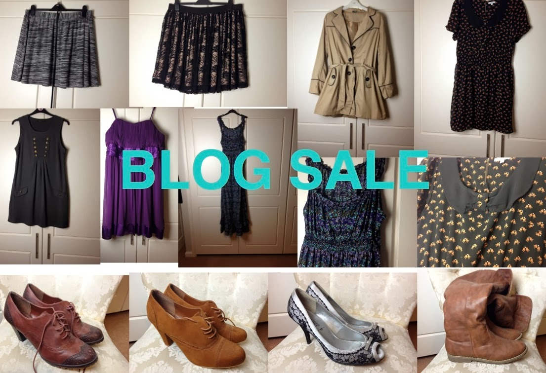 PLUS SIZE BLOG SALE