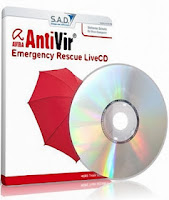 Avira Rescue System Boot CD