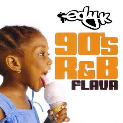 DJ Edy K - 90s R&B Flava (2011)