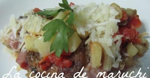 La cocina de maruchi el grat n de berenjenas de sergio for La cocina de sergio