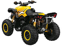 2013 Can-Am Renegade Xxc 1000 ATV pictures 4