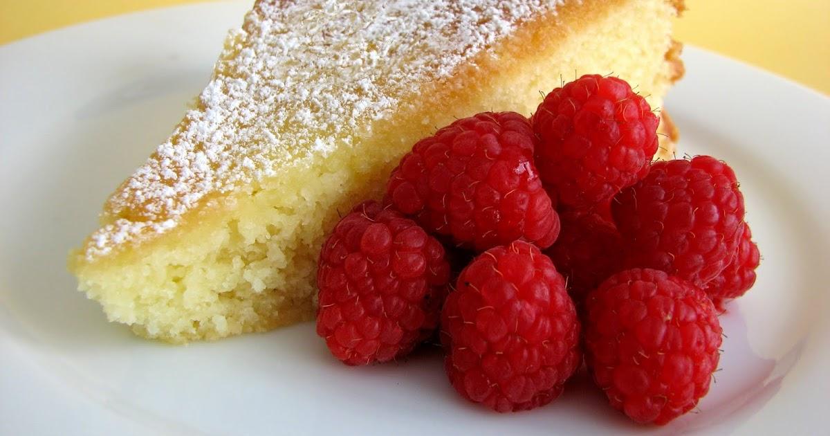 Lemon Curd Cake By Emily Luchetti