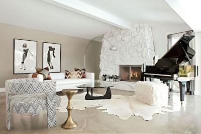 diseño sala moderna