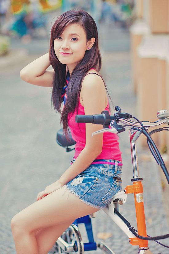 Ảnh gái đẹp HD nóng bỏng hotgirl Midu 10