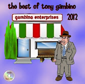 tony gambino&#39;s dvd