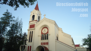 Sacred Heart of Jesus Parish Church Kamuning
