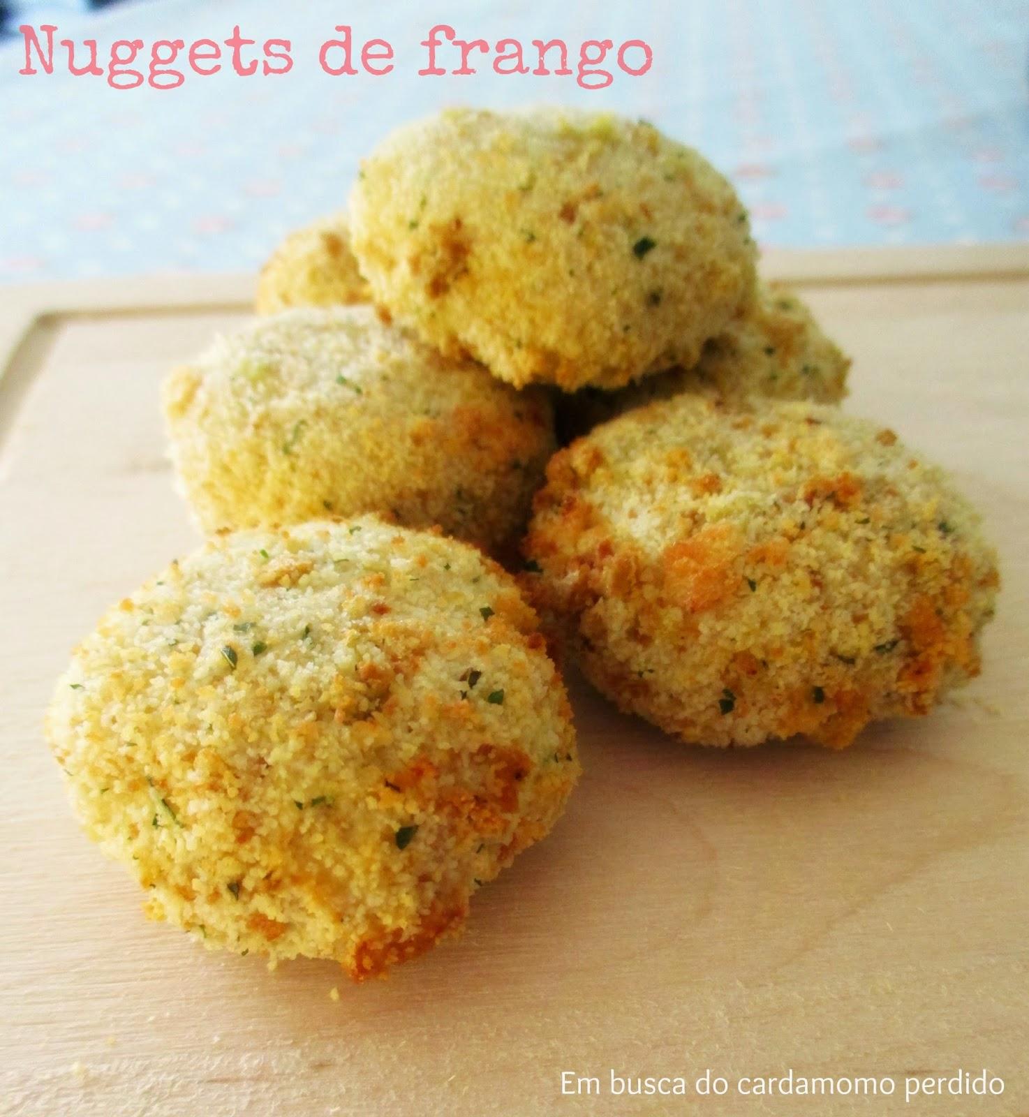 Em Busca Do Cardamomo Perdido: Nuggets De Frango
