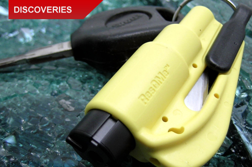 Discoveries: The ResQMe Rescue Tool