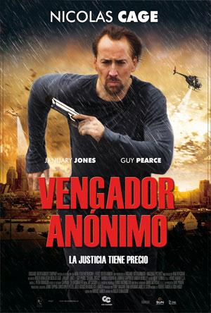 El Vengador Anónimo DVDrip 2011 Español Latino Accion Un Link PutLocker