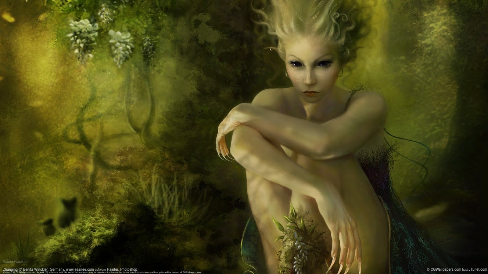 Fantasy Art HD Wallpaper