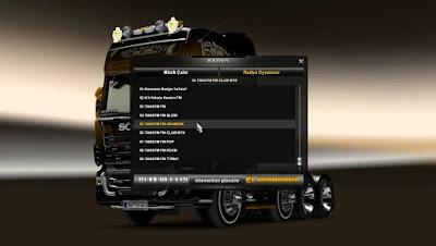 Euro Truck Simulator 2 Türk Radyoları İndir