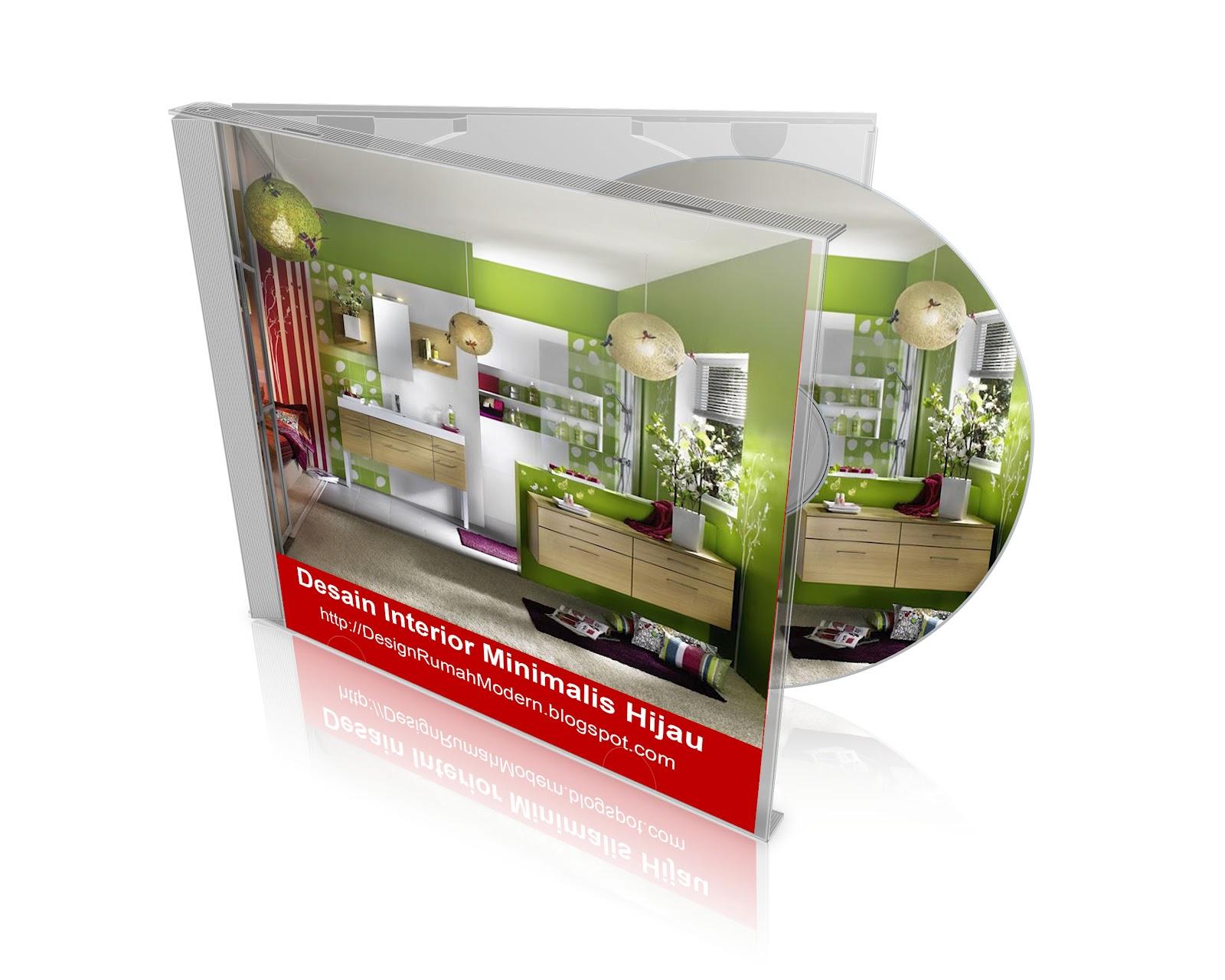 design rumah modern minimalis 2015 desain interior hijau