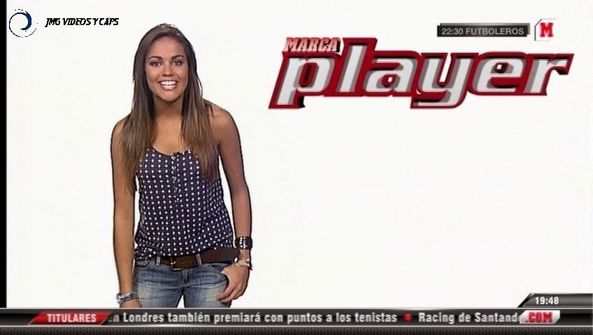 LARA ALVAREZ, Marca Player (01 & 02.06.11) RESUBIDO