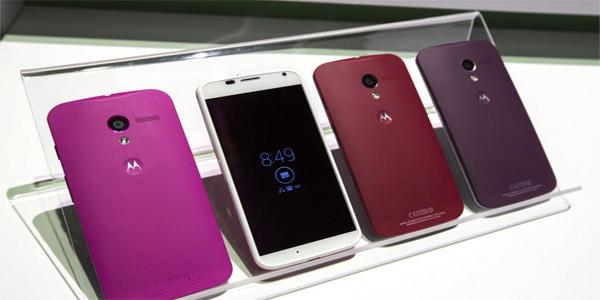 nuevo Moto X de Motorola google