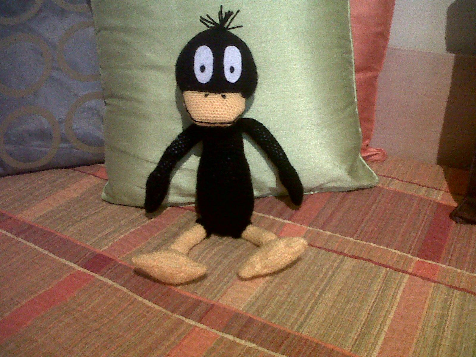 Lovegurumi: El pato de Lucas