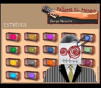 PÁSAME EL MANDO