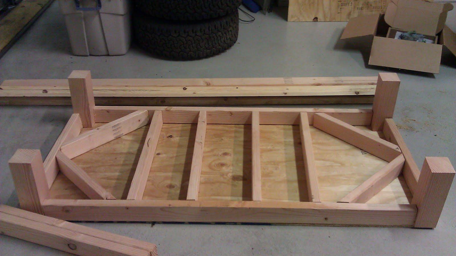 Diy couch frame repair
