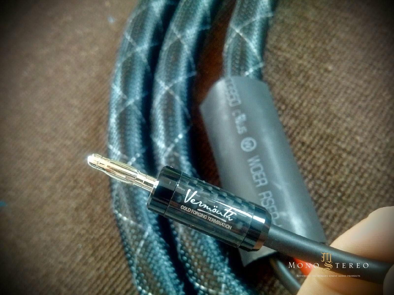 Mono and Stereo High-End Audio Magazine: Vermöuth Audio Black Pearl ...