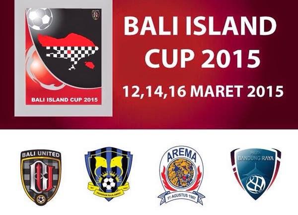 Klasemen Sementara Turnamen Bali Island Cup 2015