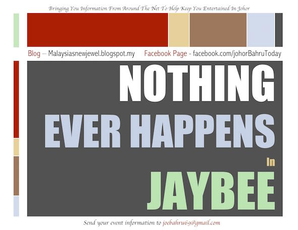 Nothing Ever Happens In JayBee