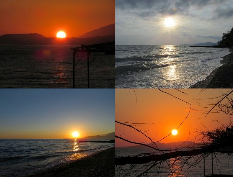 закат Нижняя Эшера