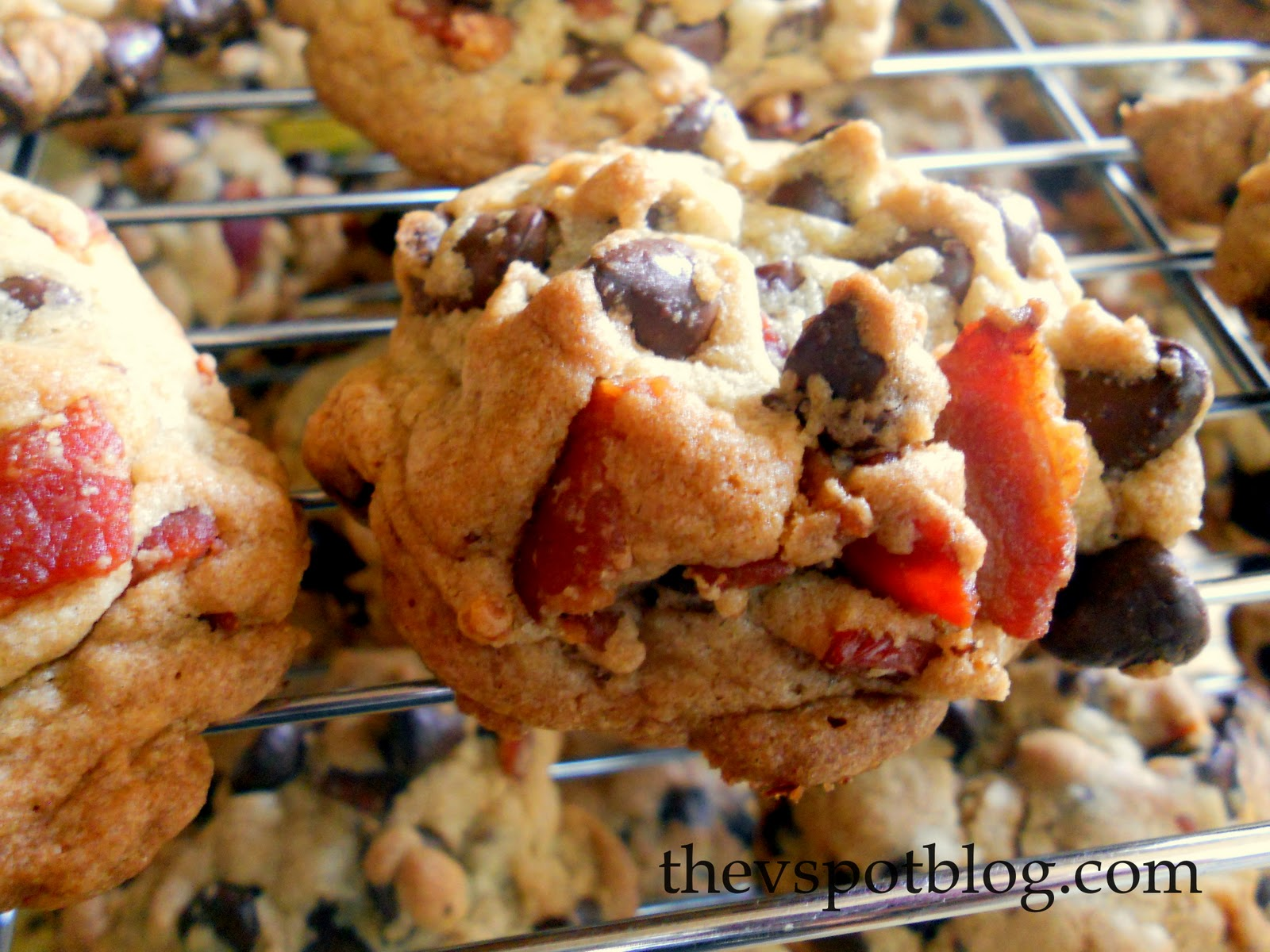 Bacon Chocolate Chip Cookies. Salty-Sweet heaven.