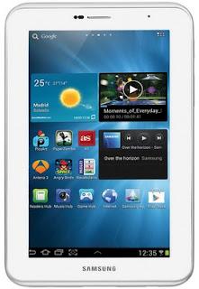 Gambar Samsung Galaxy Tab 2 7.0 P3110 Tablet Dual Core Murah