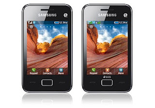 Samsung Star 3 and Star 3 DUOS touch phones debut