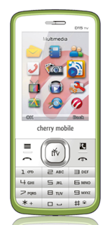 Cherry Mobile D15TV TV On The Go