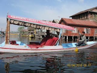 Houseboat & Shikara
