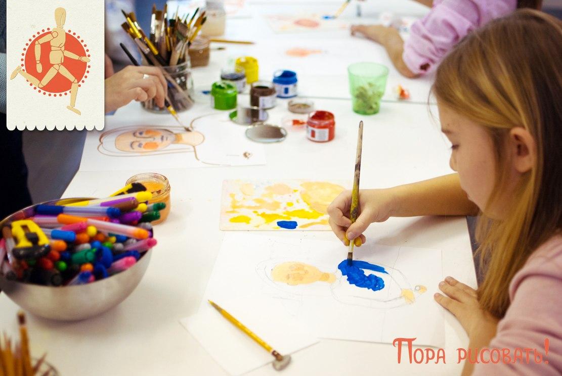 Как рисовать картинки для девочек 8 лет