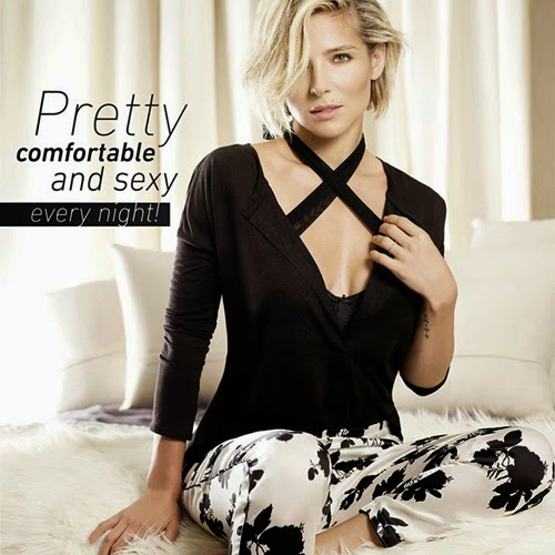 Women'Secret colección ropa interior Dark Seduction Fashion Film Elsa Pataky
