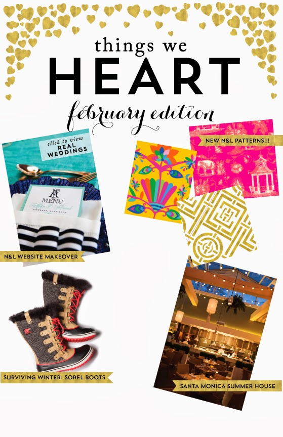 Thing We Heart: February Edition
