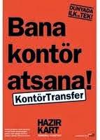 turkcell kontör transfer