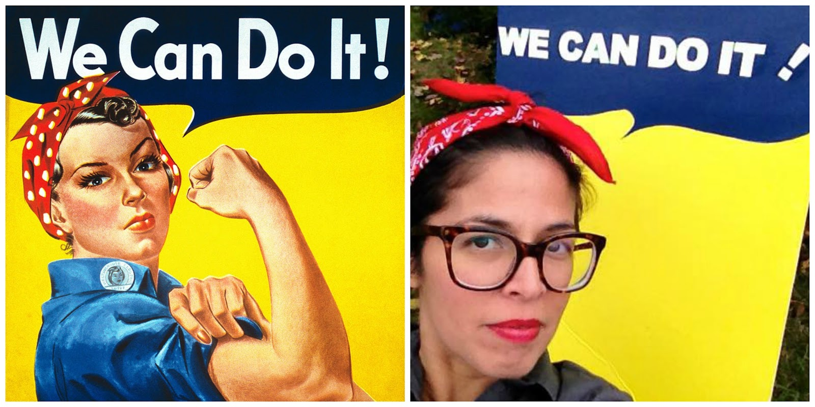 cobberson rosie the riveter costume