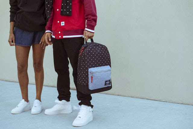 Stussy, Herschel Supply Co, Guy Overboard, Fashion Blogger