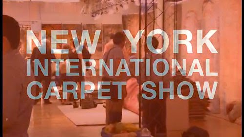 Creative Matters at New York International Carpet Show