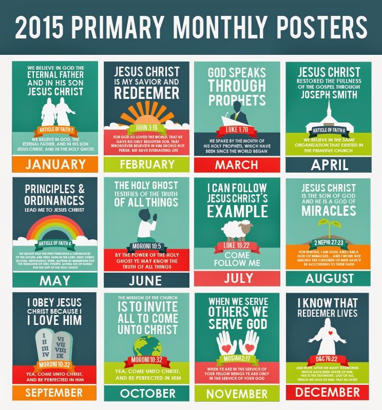 2015 lds primary monthly theme posters search results for Idea door primary 2015
