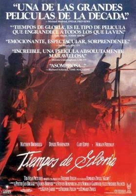 Tiempos de Gloria [1989] DVDRip Latino