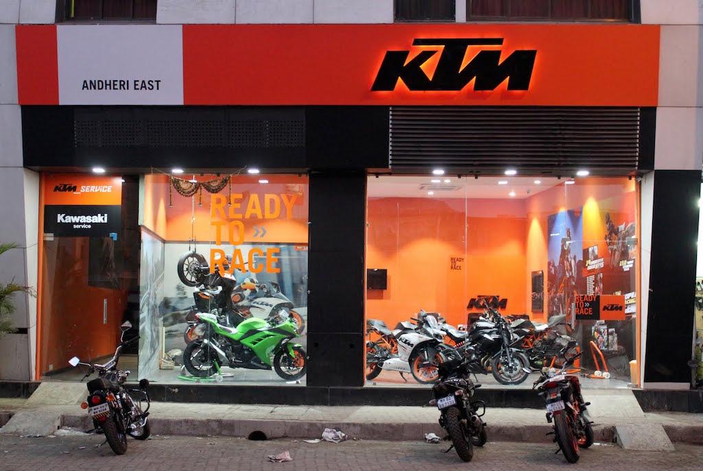 Ktms Andheri East Showroom Offer Throttlequest